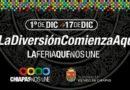 Feria Chiapas 2017 Artistas Masivo y Palenque