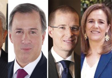 Candidatos a la Presidencia de México 2018
