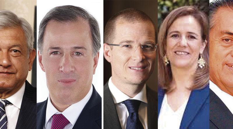 Propuestas de los candidatos a la presidencia de México 2018