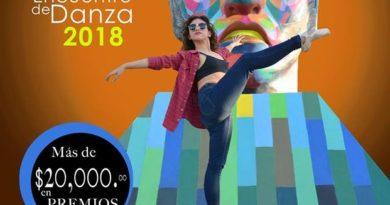 Segundo encuentro de danza 2018