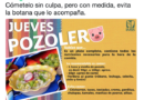 El pozole es un plato completo con todos los nutrimentos: IMSS