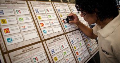 Candidatos con menos votos en Chiapas